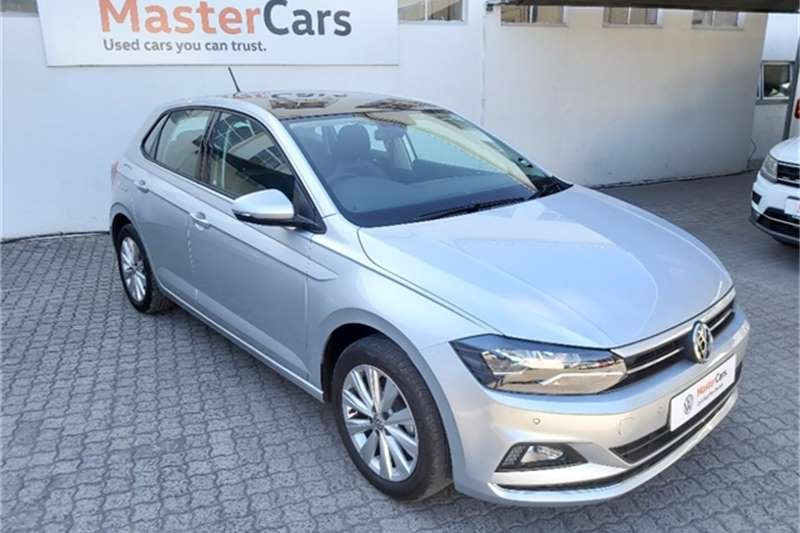 VW Polo Hatch POLO 1.0 TSI HIGHLINE DSG (85KW) 2020