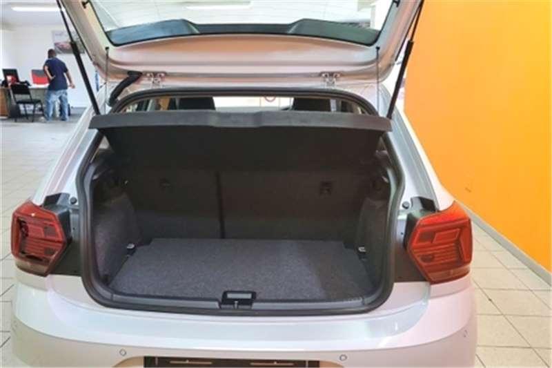 2021 VW Polo hatch POLO 1.0 TSI HIGHLINE DSG (85KW)