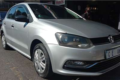 VW Polo Hatch POLO 1.0 TSI TRENDLINE 2014