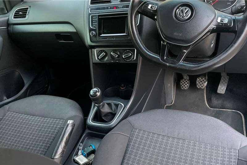 Used 2014 VW Polo Hatch POLO 1.0 TSI TRENDLINE