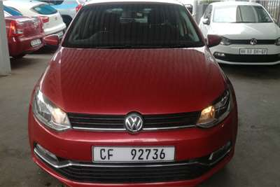 VW Polo Hatch POLO 1.0 TSI TRENDLINE 2015
