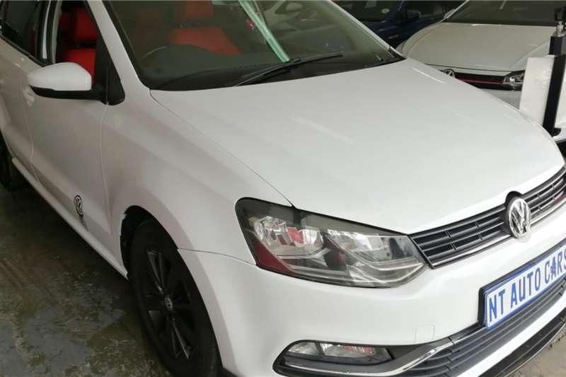 Used 2016 VW Polo Hatch POLO 1.0 TSI TRENDLINE