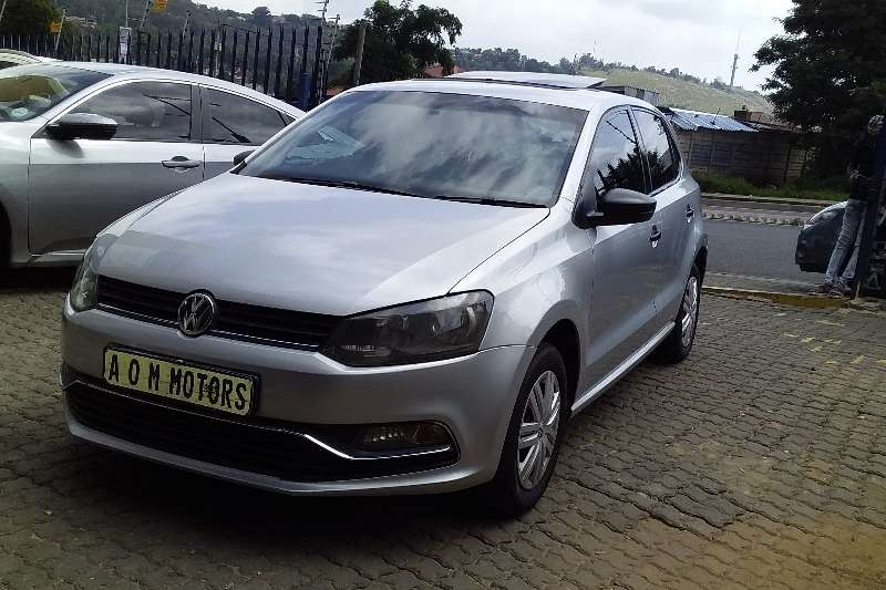 VW Polo Hatch POLO 1.0 TSI TRENDLINE 2017