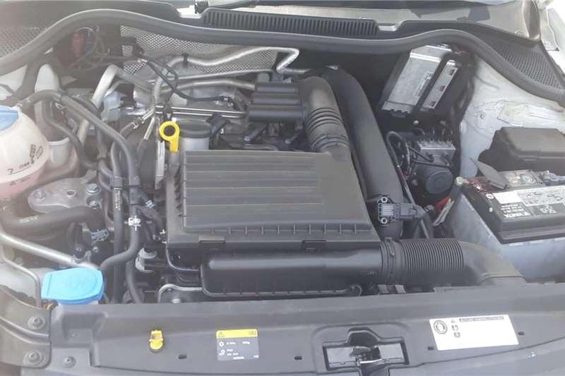 Used 2017 VW Polo Hatch POLO 1.0 TSI TRENDLINE
