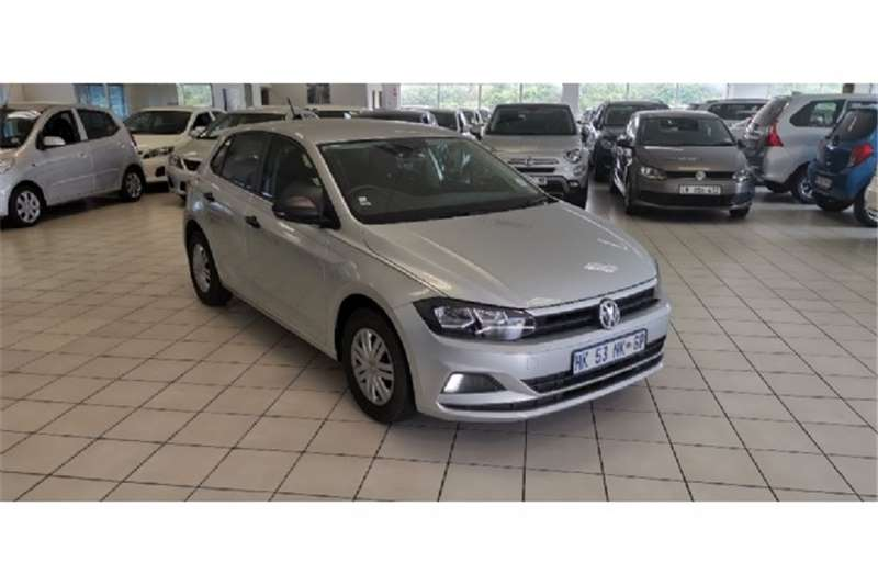 VW Polo Hatch POLO 1.0 TSI TRENDLINE 2018