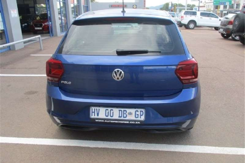 VW Polo Hatch POLO 1.0 TSI TRENDLINE 2019
