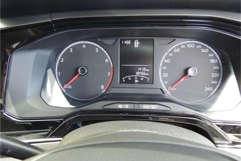 VW Polo Hatch POLO 1.0 TSI TRENDLINE 2019