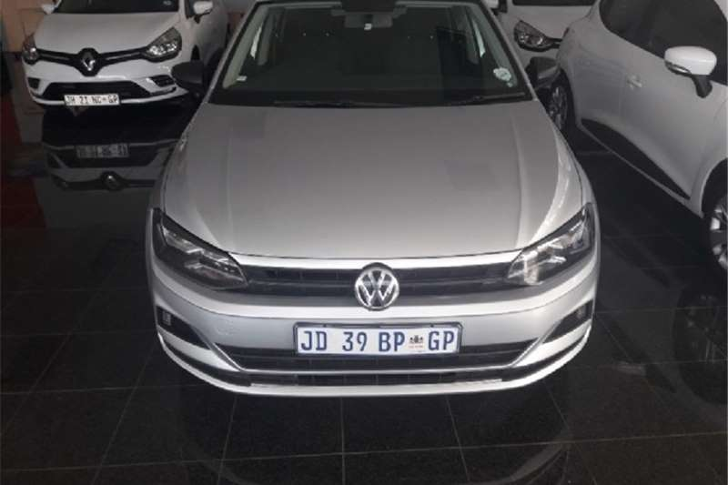 Used 2019 VW Polo Hatch POLO 1.0 TSI TRENDLINE