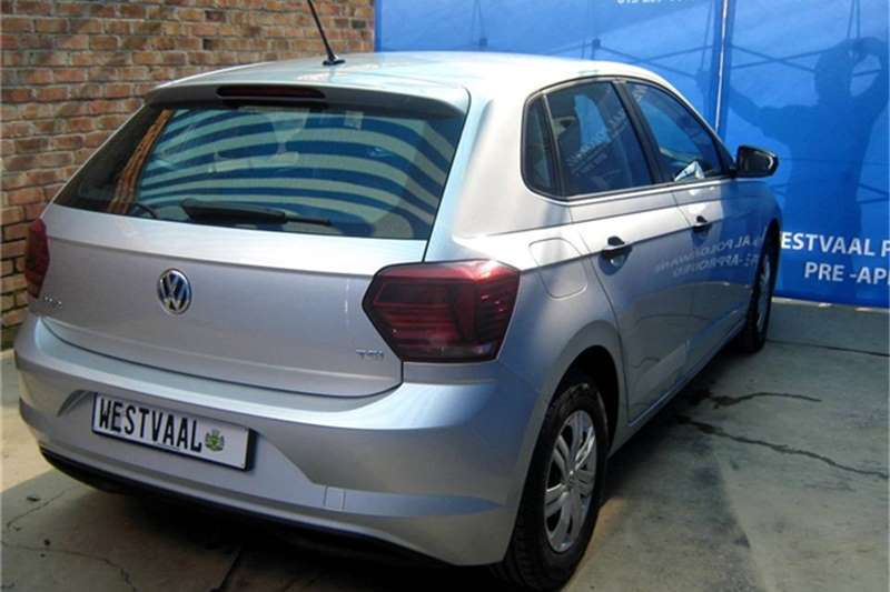 VW Polo Hatch POLO 1.0 TSI TRENDLINE 2020