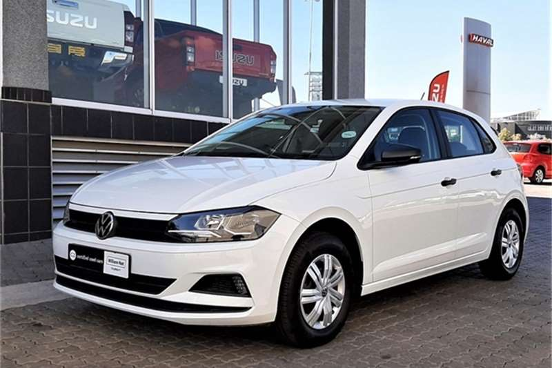 Used 2020 VW Polo Hatch POLO 1.0 TSI TRENDLINE