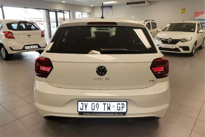 2021 VW Polo hatch POLO 1.0 TSI TRENDLINE