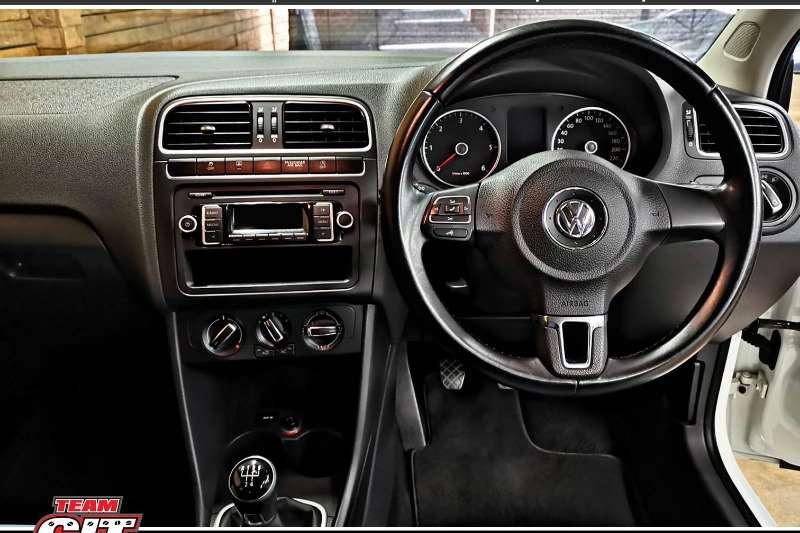 VW Polo Hatch POLO 1.2 TDI BLUEMOTION 2013