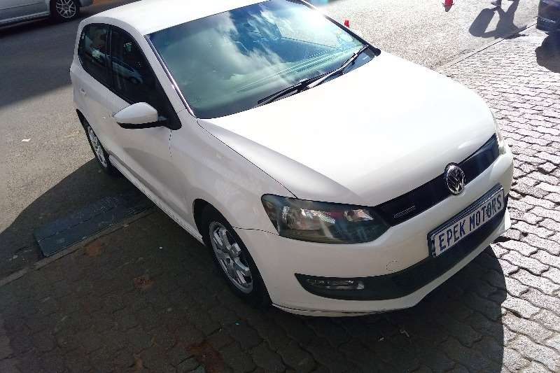 Used 2013 VW Polo Hatch POLO 1.2 TDI BLUEMOTION