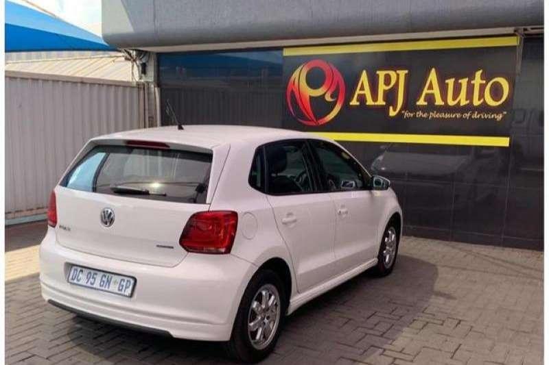 VW Polo hatch POLO 1.2 TDI BLUEMOTION 2014