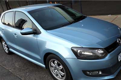 VW Polo Hatch POLO 1.2 TDI BLUEMOTION 2014