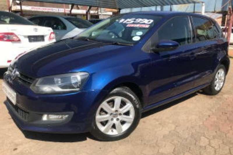 VW Polo Hatch POLO 1.4 COMFORTLINE 2010
