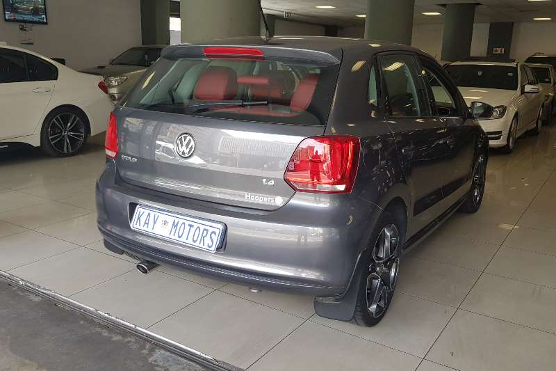VW Polo Hatch POLO 1.4 COMFORTLINE 2011