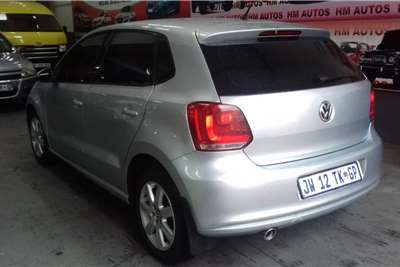 Used 2011 VW Polo Hatch POLO 1.4 COMFORTLINE