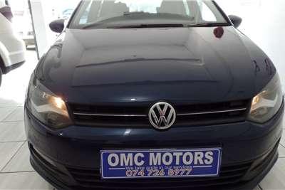 2011 VW Polo hatch POLO 1.4 COMFORTLINE