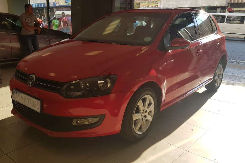 VW Polo Hatch POLO 1.4 COMFORTLINE 2012