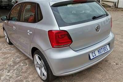 Used 2012 VW Polo Hatch POLO 1.4 COMFORTLINE