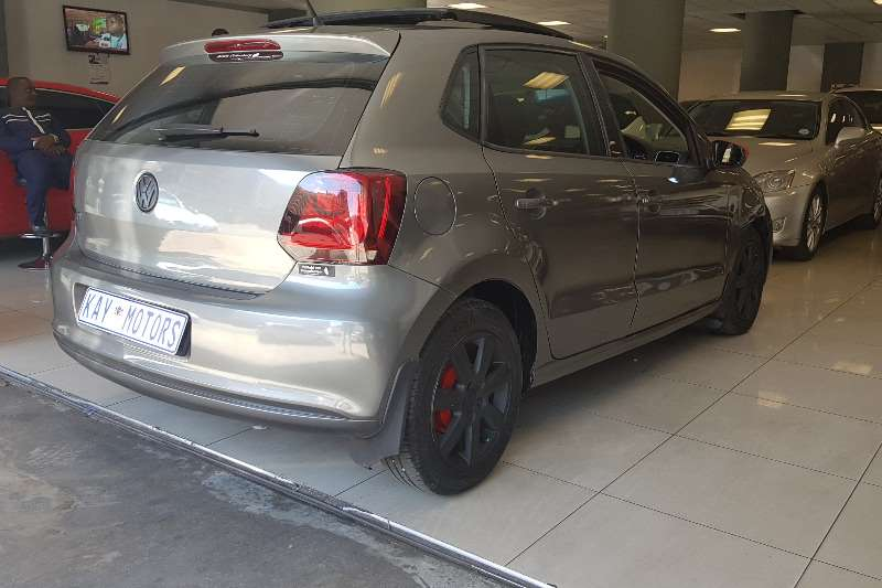 VW Polo Hatch POLO 1.4 COMFORTLINE 2013
