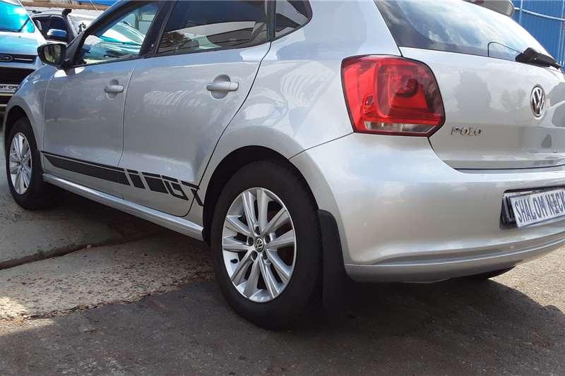 Used 2013 VW Polo Hatch POLO 1.4 COMFORTLINE