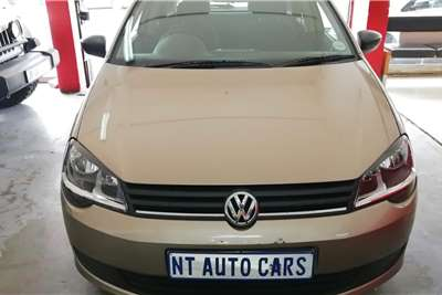 VW Polo Hatch POLO 1.4 COMFORTLINE 2015