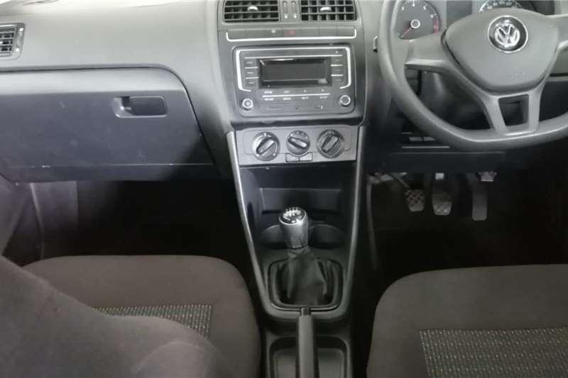 Used 2015 VW Polo Hatch POLO 1.4 COMFORTLINE