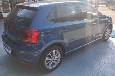 Used 2017 VW Polo Hatch POLO 1.4 COMFORTLINE