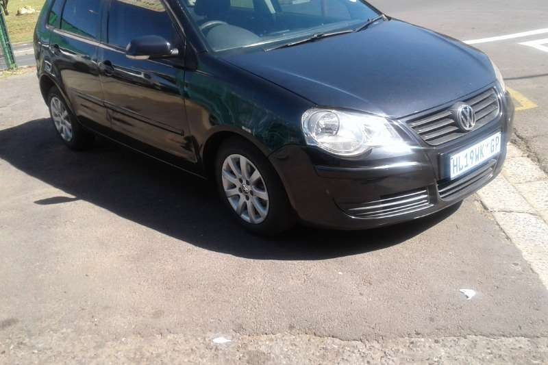 VW Polo Hatch POLO 1.4 TRENDLINE 2007