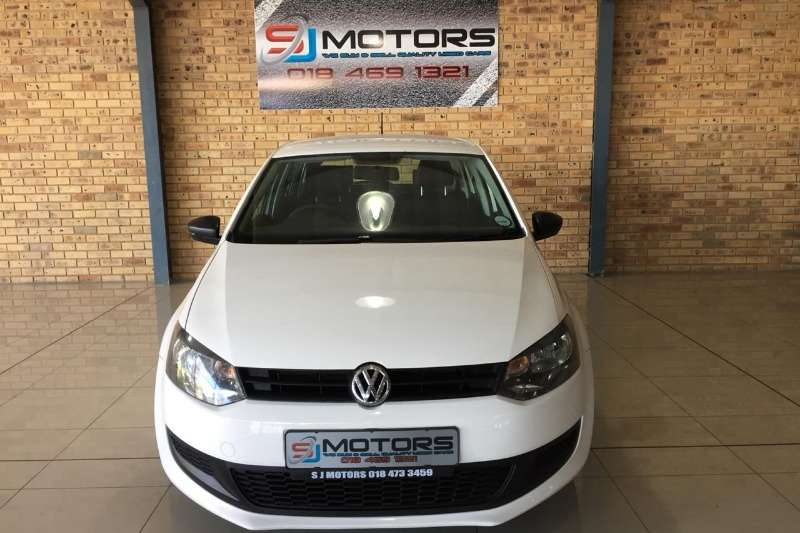 VW Polo Hatch POLO 1.4 TRENDLINE 2010