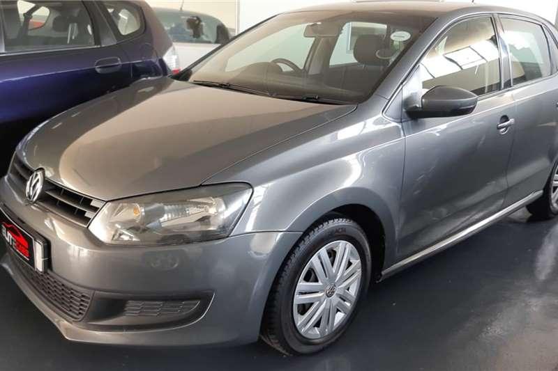 VW Polo Hatch POLO 1.4 TRENDLINE 2011