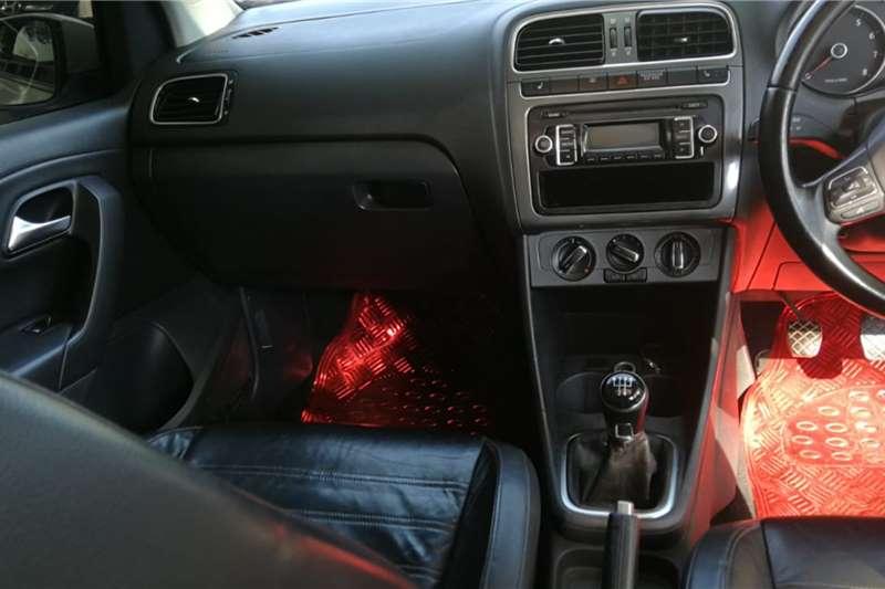Used 2013 VW Polo Hatch POLO 1.4 TRENDLINE
