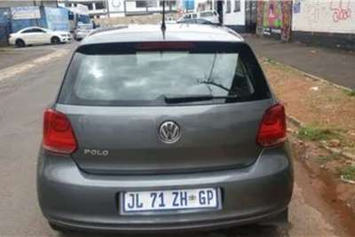 VW Polo Hatch POLO 1.4 TRENDLINE 2014