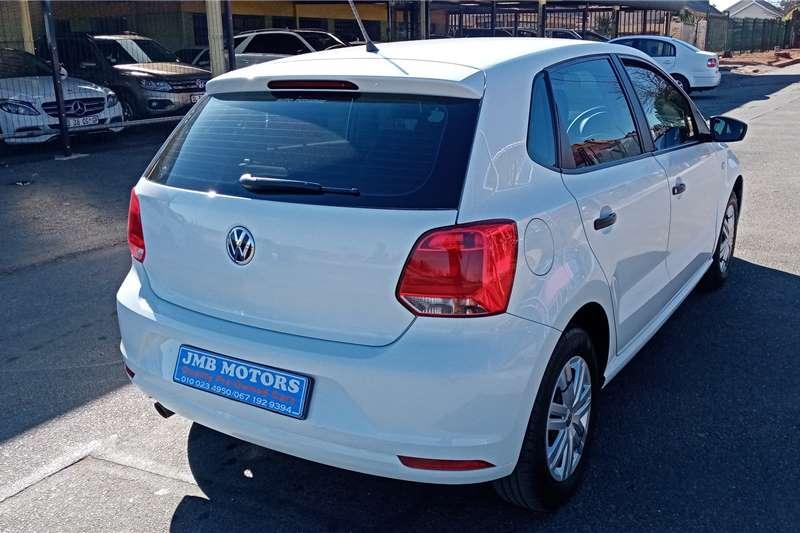 Used 2015 VW Polo Hatch POLO 1.4 TRENDLINE