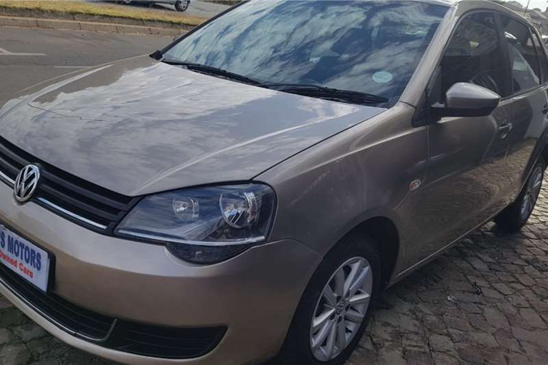 VW Polo Hatch POLO 1.4 TRENDLINE 2017