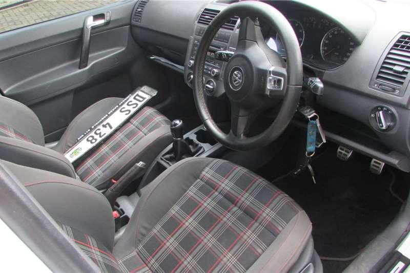 Used 2017 VW Polo Hatch POLO 1.4 TRENDLINE