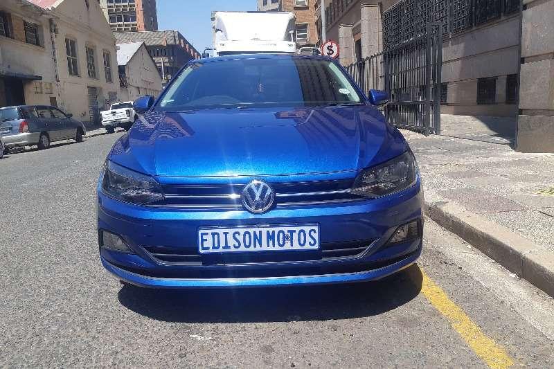 VW Polo Hatch POLO 1.4 TRENDLINE 2018