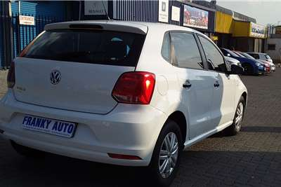 VW Polo Hatch POLO 1.4 TRENDLINE 2018