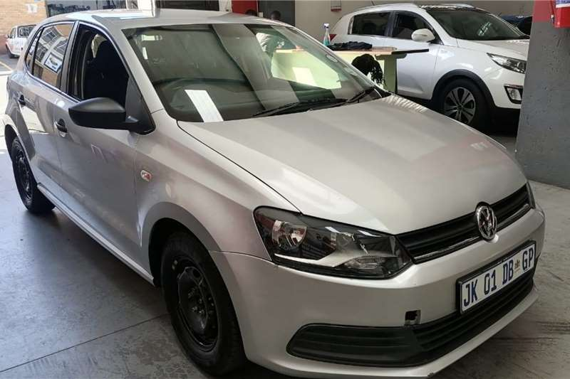 VW Polo Hatch POLO 1.4 TRENDLINE 2020