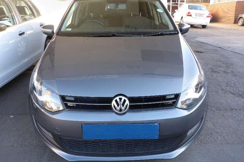VW Polo Hatch POLO 1.6 COMFORTLINE 2011