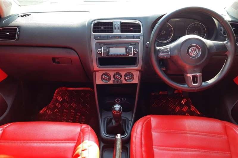 Used 2011 VW Polo Hatch POLO 1.6 COMFORTLINE