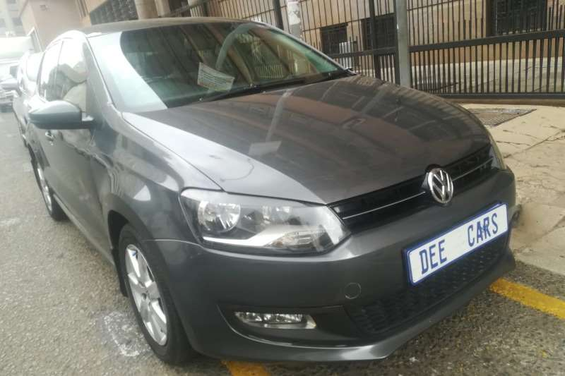 VW Polo Hatch POLO 1.6 COMFORTLINE 2012