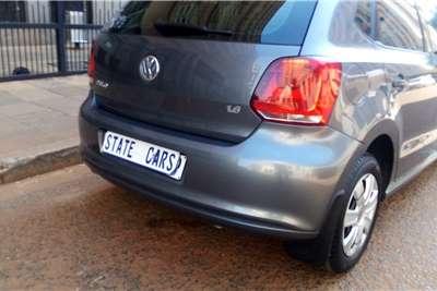 2012 VW Polo hatch POLO 1.6 COMFORTLINE