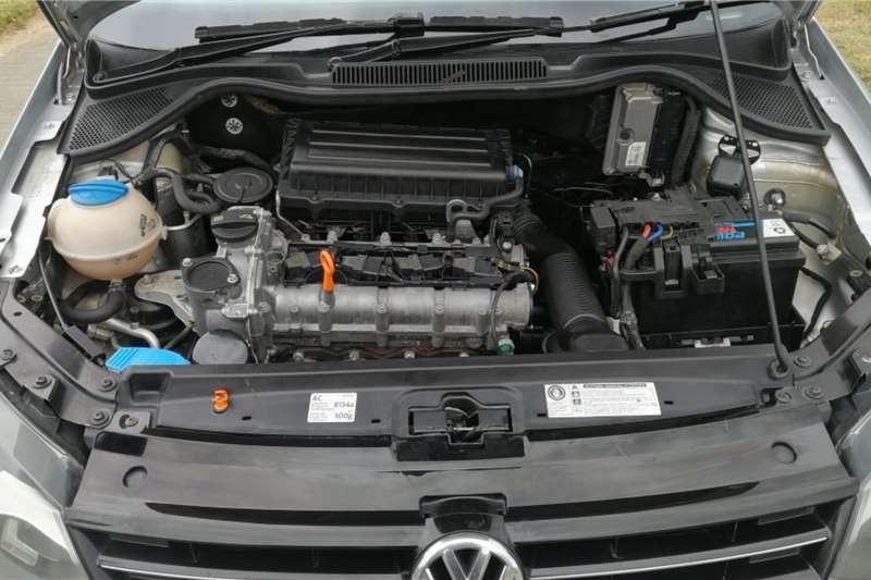 Used 2012 VW Polo Hatch POLO 1.6 COMFORTLINE
