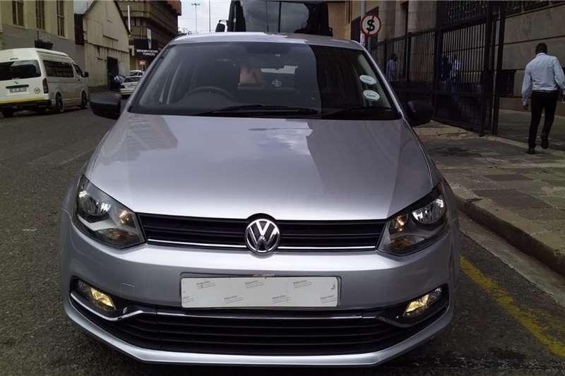 VW Polo Hatch POLO 1.6 COMFORTLINE 2014