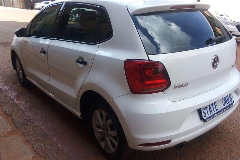 2017 VW Polo hatch POLO 1.6 COMFORTLINE