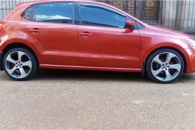 Used 2011 VW Polo Hatch POLO 1.6 COMFORTLINE A/T