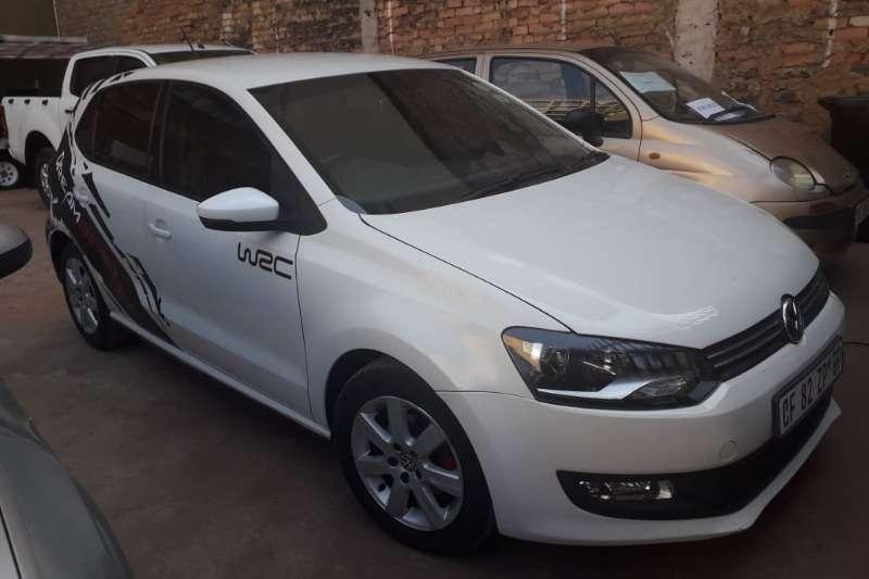 VW Polo hatch POLO 1.6 COMFORTLINE A/T 2012